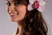 Wedding Hairstyle:  Care for Normal Scalp