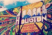 Houston, TX / by Sarah Reeves