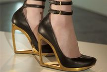 If the Shoe fits / Walk in them for miles or strike a pose in style  / by Farina T
