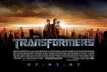 Transformers / Earth gets dragged into an war between two Cybertronian races: Autobots and Decepticons