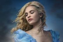 Cinderella 2015 / Lilly James stars as Cinderella in a 2015 remake of this eternal classic. The film also features Helena Bonham Carter as the Fairy Godmother and Cate Blanchett as Lady Tremaine.