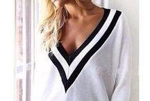 Sweaters/Cardigans / by Audrey Zakelj