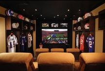 Mancave & Home Theater Ideas