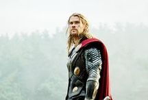 Thor / Marvel's Thor - based on the Norse mythological deity is the god of thunder from Asgard