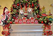 Christmas Decor & Crafts / Christmas decoration and fun Christmas projects to try.