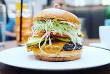 Vancouver Restaurants & Eateries / by South Granville