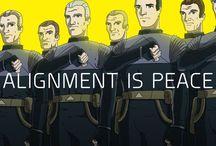 UNISON / A science-fiction graphic novel