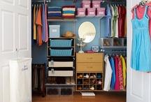 Organize & Storage  / by Tobhiyah Monroe