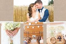 Julia Seiler Photography / Here are some of the beautiful rustic weddings I've photographed   To see more please visit me: www.juliaseilerphotography.com www.facebook.com/juliaseilerphotography