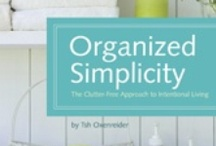 Organised / Home Organisation and Tips