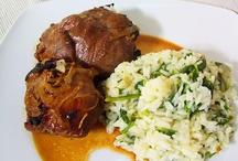 Culinária - Carne