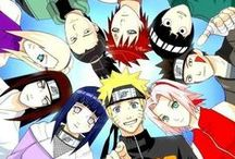 """Naruto / """"Hello students, today I got lost on the road of life.""""  / by Sam Sheafer"""