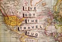 Bucket List / This is my bucket list.. a wish list of places I would like to visit but may never really get to do it.. But it's good to dream. / by Bobbie Asche