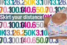 NEW Distance Print / new multicolor Race Distance print now available in our fall/winter 2012 collection