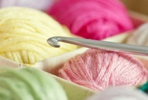 Crochet Techniques & Stitch Patterns / Learn different crochet techniques and loads of different stitches to use in patterns.. / by Bobbie Asche