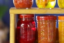 DYI Homemade Recipe  / Recipe starters, gift in jars, snacks, homemade spices and so forth... A nice little collection of this and that. / by Bobbie Asche