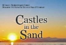 Castles in the Sand / Images from my novel, Castles in the Sand.