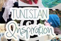 Tunisian (Afghan) Crochet / by Bobbie Asche