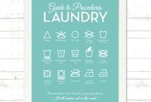 Laundry / Tips and How To's