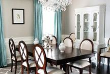 Dining Rooms / by Mindy Tucker