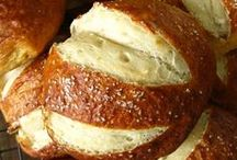 Breads / A variety of recipes of breads, rolls, buns and more. / by Bobbie Asche