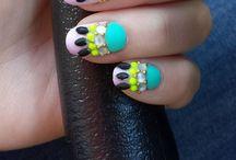 Nails / Nail polish, nail art, nails / by Asia Nuñez