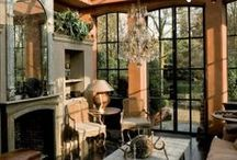 LIVING SPACES / by Maria