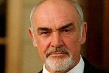 Sir Sean Connery / THE SEXIEST man alive!! / by Bobbie Asche