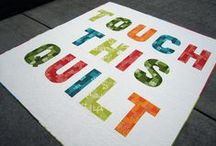 Quilts with Words