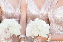 Blush Weddings / The sweetness and softness of beautiful blush is perfect for any big day. Blush weddings exude romance. This sweet pink adds a bright touch and cheerful energy to a day filled with love and happiness. See what we love about blush weddings!