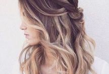 Hair Ideas / Hair, hairstyles, hairdo, hair tutorial, how to,
