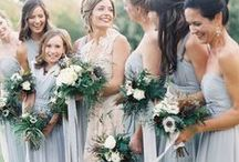 Blue Weddings / Something old, something new, something borrowed, and you guessed it! Something blue! See these wonderful ideas to have your perfect blue wedding.