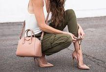 Cargo Vibes / Cargo pants, cargo clothing, cargo outfits, cargo looks, olive green, cargo vibes, cargo inspiration, fashion inspiration