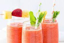 Healthy Smoothies / smoothies, fruit smoothies, infused water, healthy drinks, healthy smoothies, breakfast smoothie, smoothie recipe