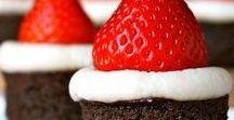 Christmas Food / Christmas Food, Christmas treats, Sugar, Sweets, Cookies,