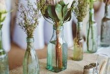 Wedding Flowers / Wild, bohemian, moody, and desert wedding or elopement floral inspiration.
