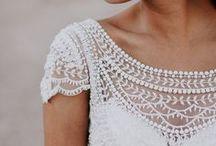 Free-spirited Wedding Dresses / Wedding dress inspiration for the adventurous and free-spirited bride.