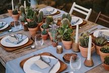 Wedding Decor and Details / Meaningful and thoughtful wedding decor are the details that flow from the heart and make a wedding day more intimate for everyone attending.