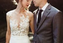 Elopement Style / Clothing and style inspiration for couples who are planning an urban, earthy, bohemian, or adventurous elopement.