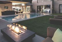 outdoor living / by Britta Andrus