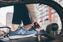 NB STREET STYLE /  Get caught in your NBs....