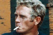 Steve McQueen / by Linda Swoboda