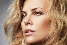 Charlize - I am struck by her beauty / by Linda Swoboda