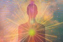 • yoga meditate • / by Jenni Mason