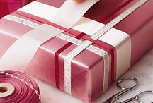 Gift Ideas / Actual gift ideas along with gift baskets, gift wrapping, bows, etc.