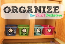Get Organized / by Kate Neideigh