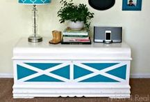 DIY {furniture} / by Kimberly Moore