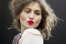 Kiss and Makeup. / by Amanda Gittens