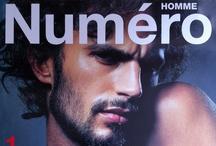 #NumeroMagazine - #Homme