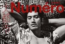 #NumeroMagazine - #China Homme